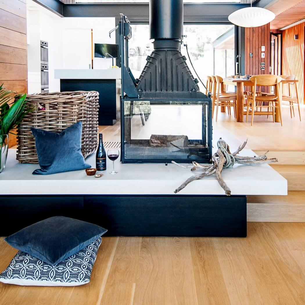 Home in melbourne by alexandra buchanan homeadore - The wing house maison ailee en australie ...