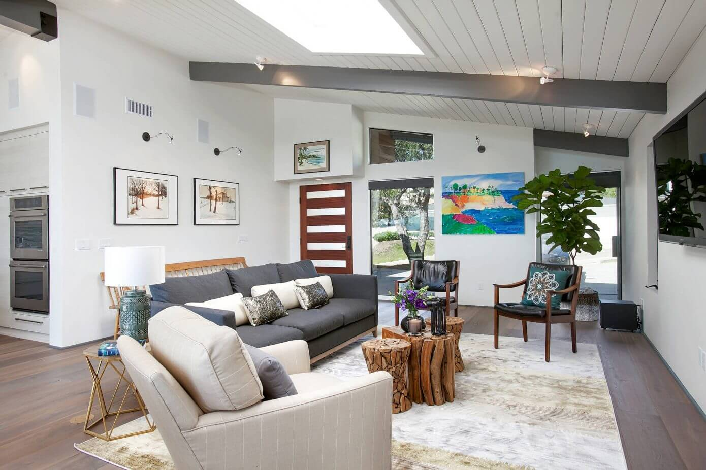mid-century housejackson design & remodeling   homeadore