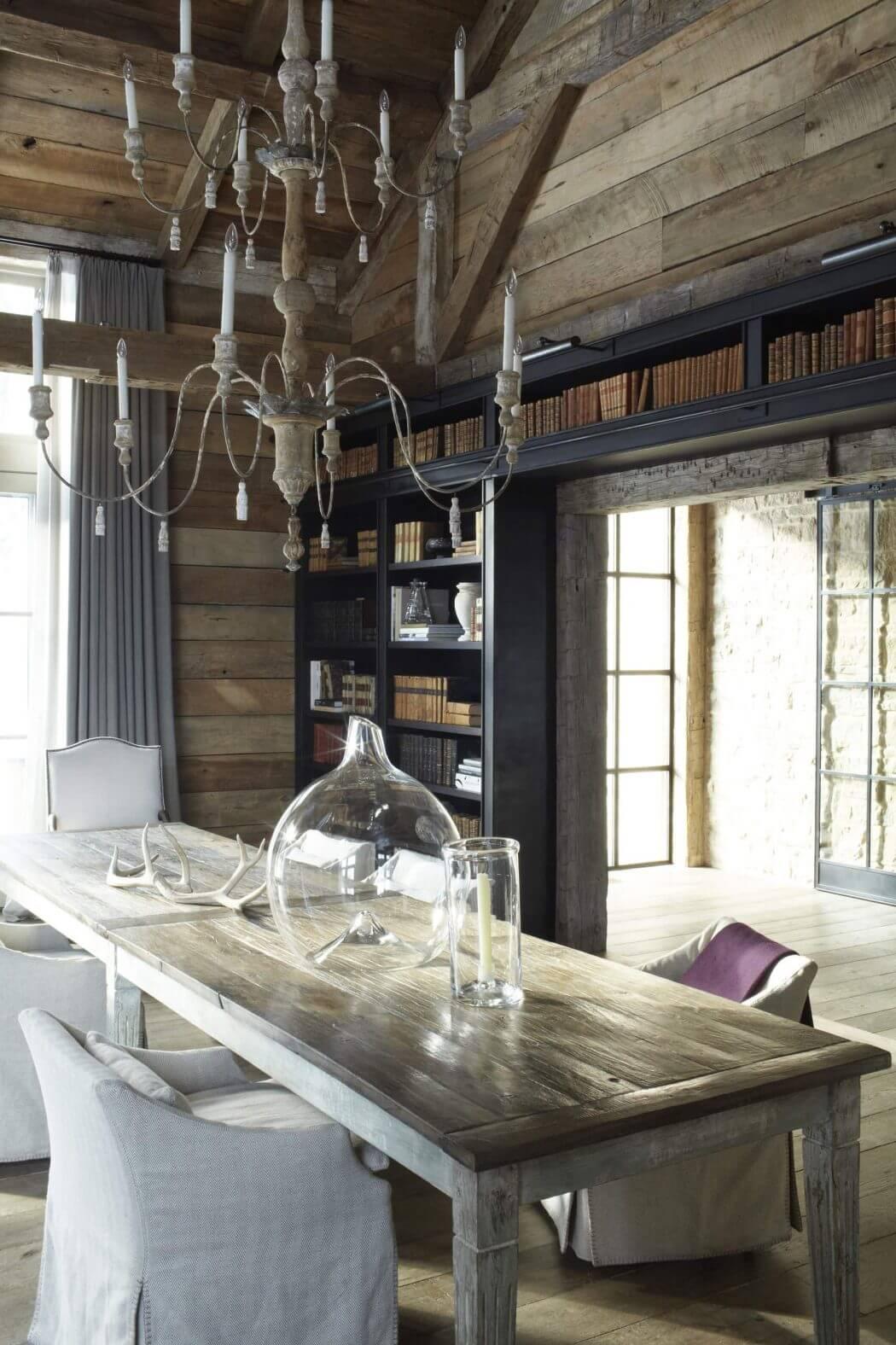 Wonderful Sun Valley Home By M. Elle Design