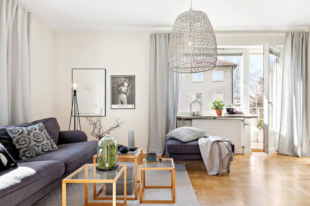 Svartågatan Apartment by Inne