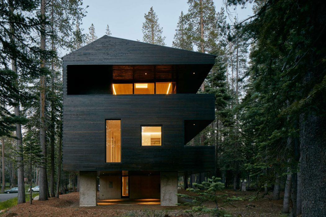 Troll Hus by Mork Ulnes Architects - 1