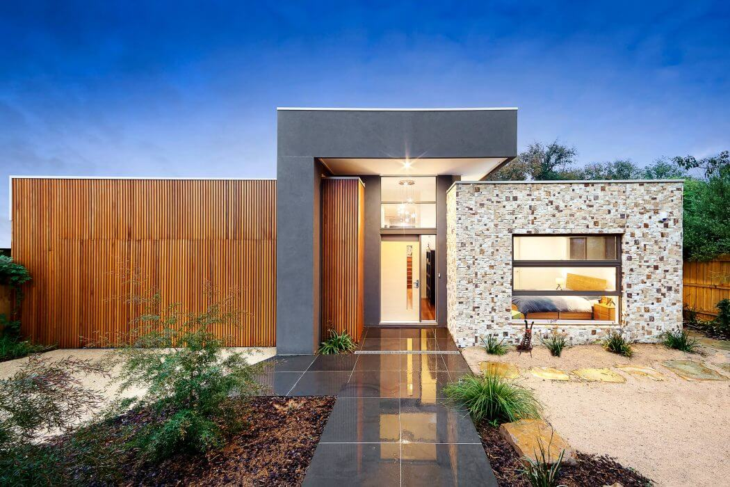 Home in Alphington by Latitude 37
