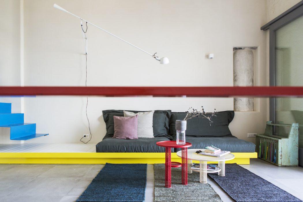 Apartment in Lipari by Fabrizio Miccò