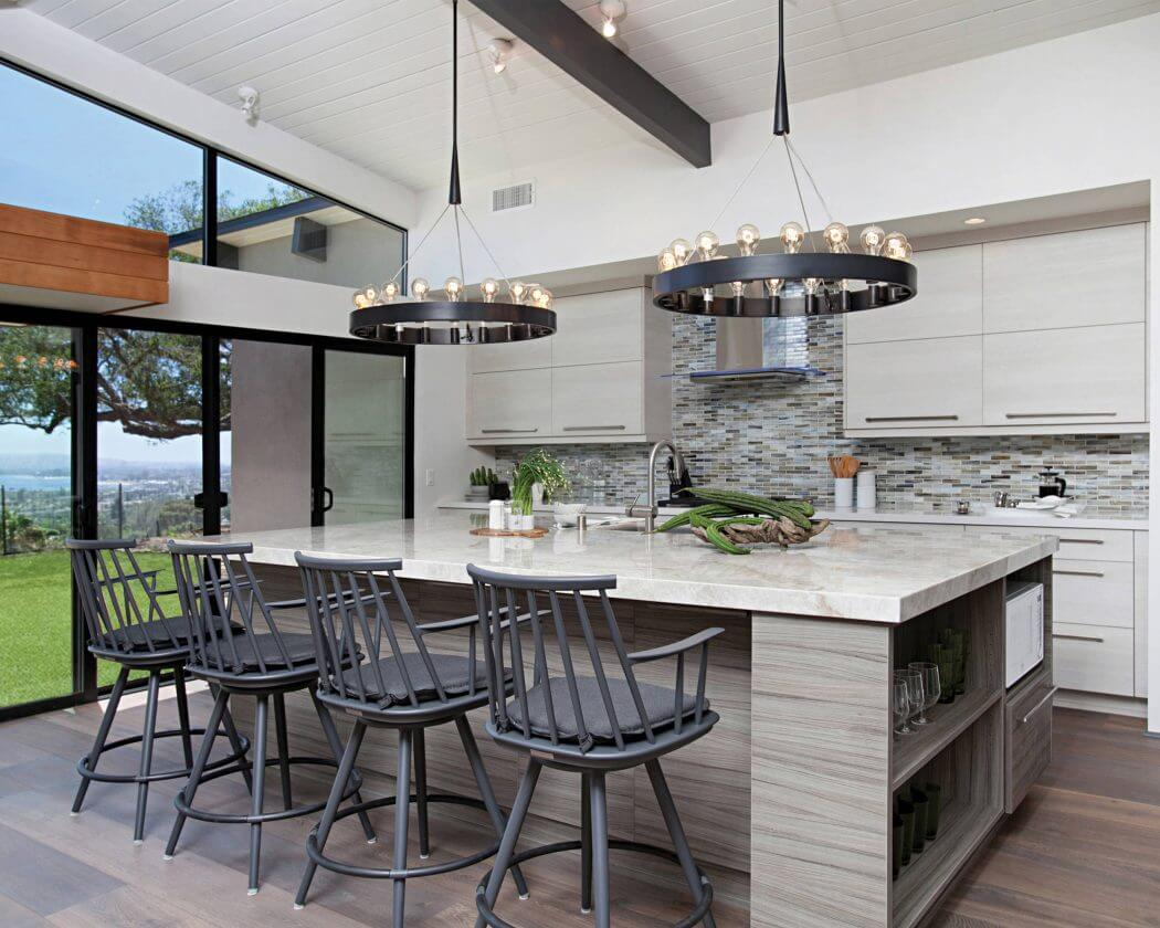mid century house by jackson design remodeling. Interior Design Ideas. Home Design Ideas