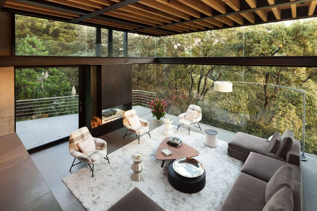 House in Mexico City by Grupoarquitectura