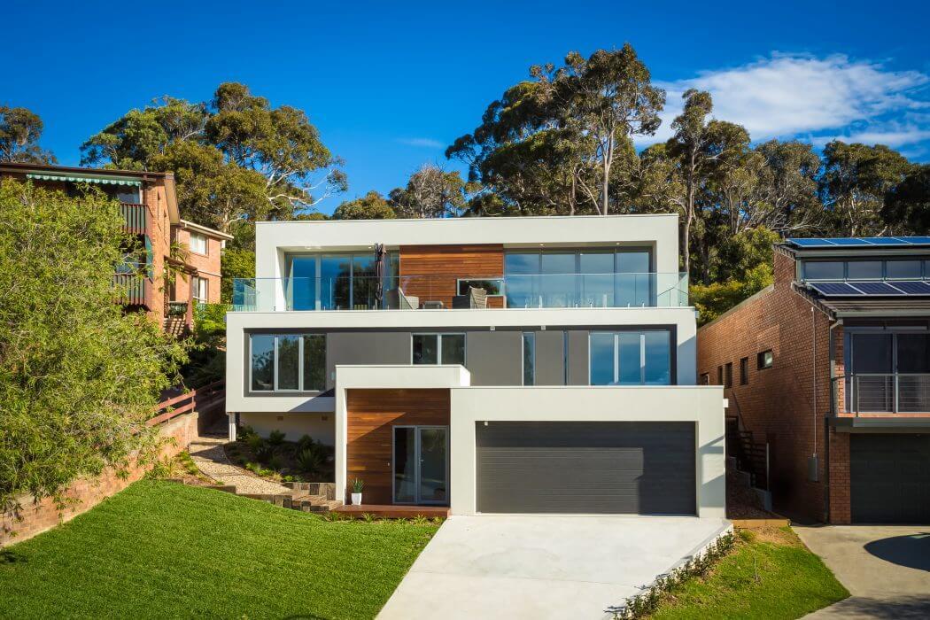 Modernist Home by Dream Design Build