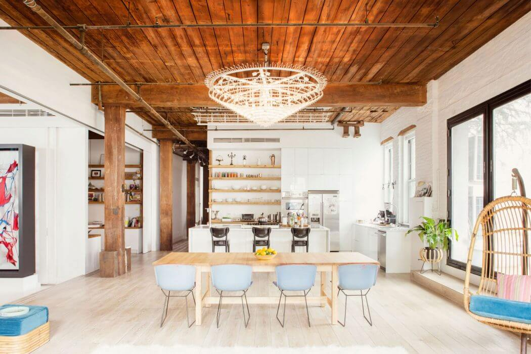 Loft in Williamsburg by Ensemble Architecture