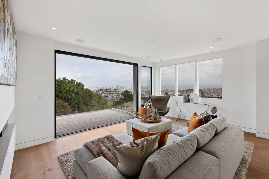 Modern Home by Favreau Design