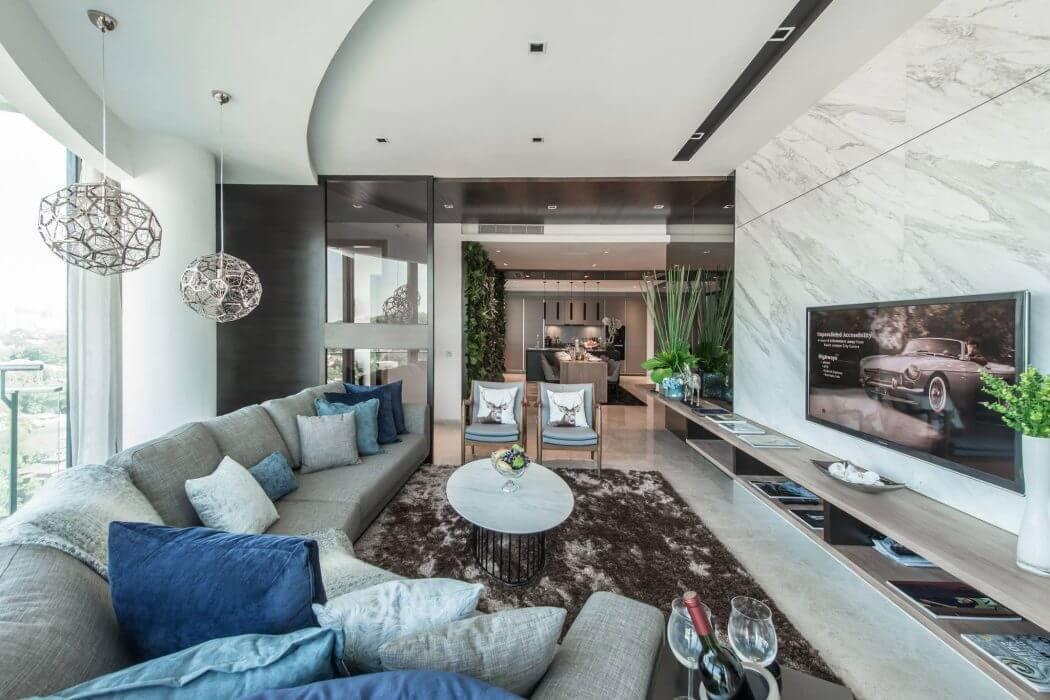 Home in Kuala Lumpur by Nu Infinity