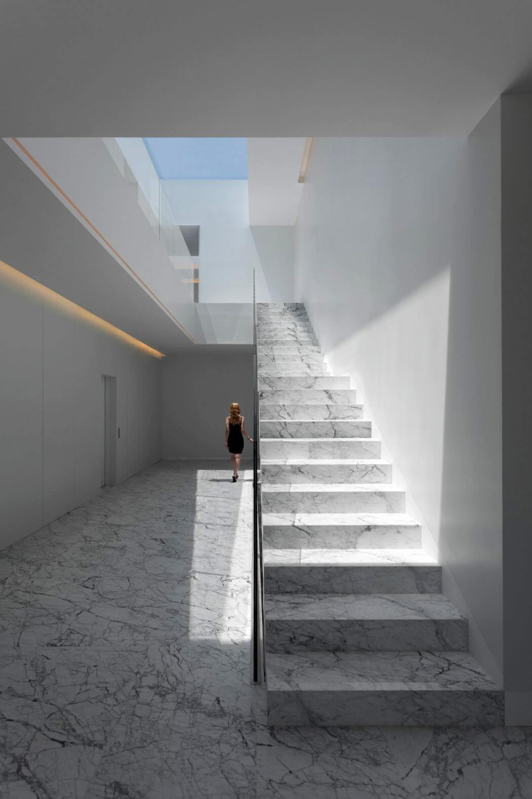 Aluminum house by fran silvestre arquitectos homeadore - Fran silvestre arquitectos ...