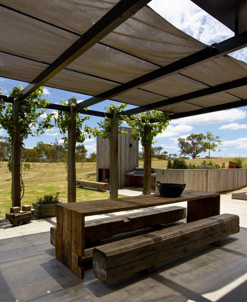 Interior Lowlands: Hill Plains House By Wolveridge Architects