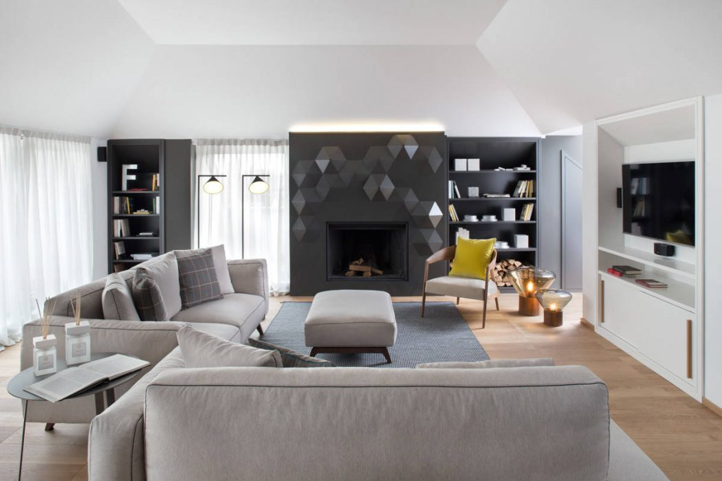 Apartment in Milano by Andrea Castrignano