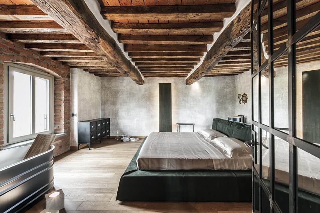 rustic apartment by carnet casa - Rustic Apartment 2016