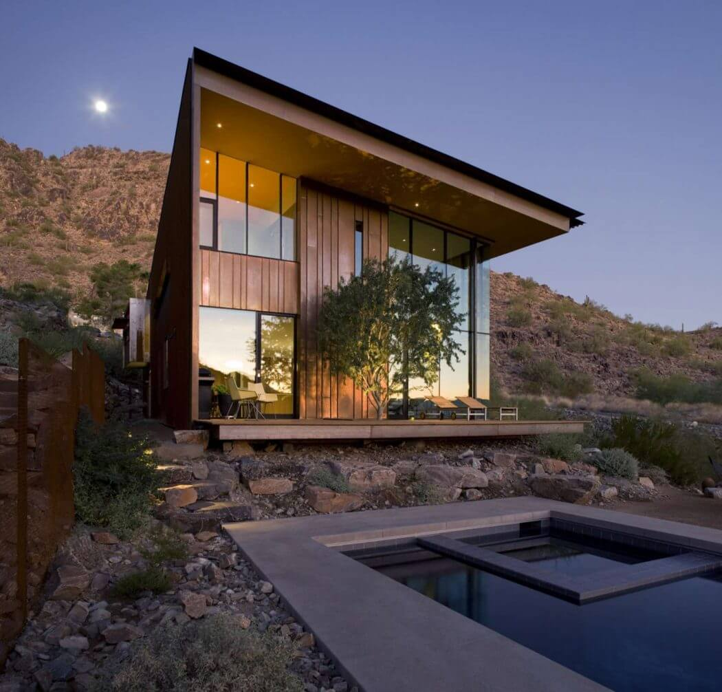 Jarson Residence by Will Bruder Architects