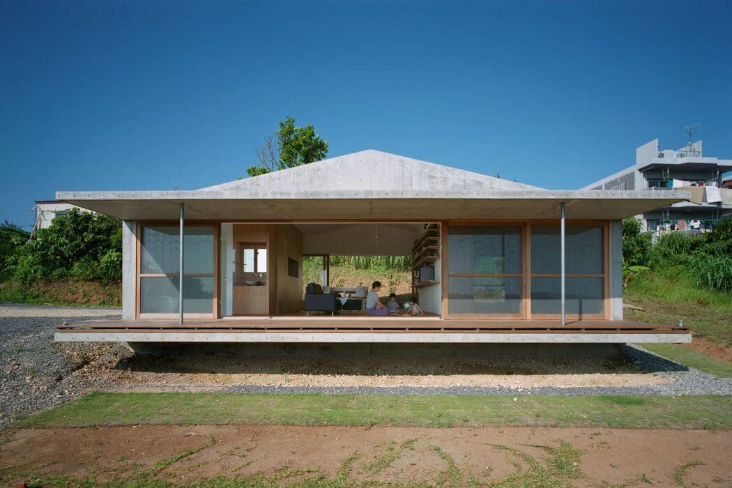 Villa 921 by harunatsu-arch