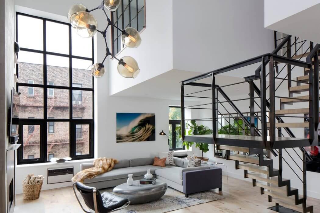 SoHo Duplex by Décor Aid