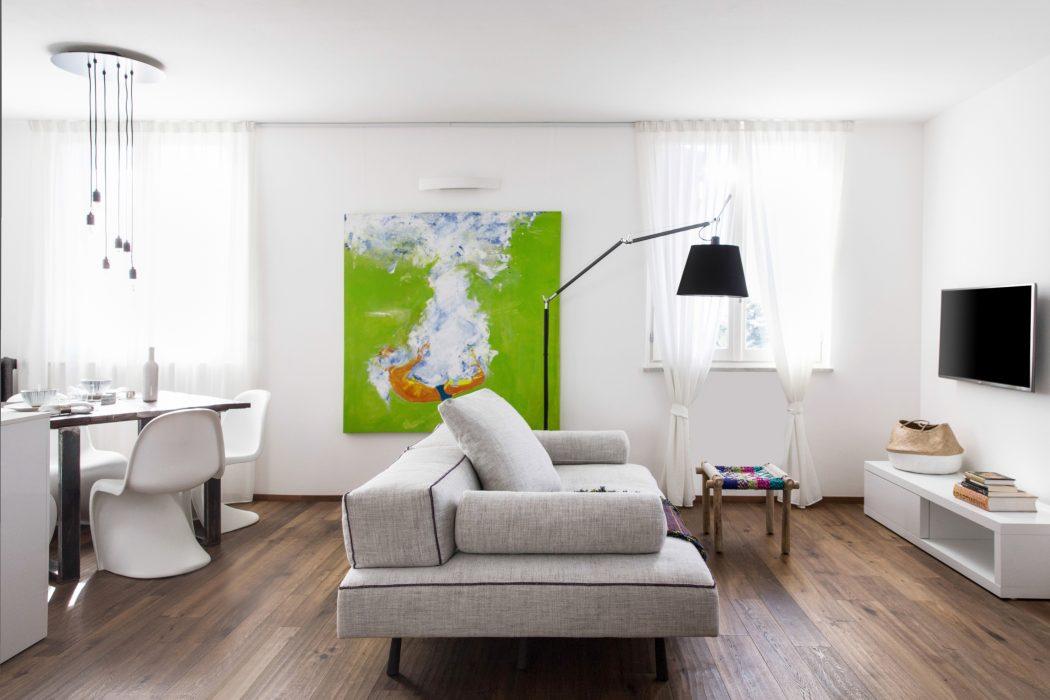 Rosen Penthouse by Luca Possamai