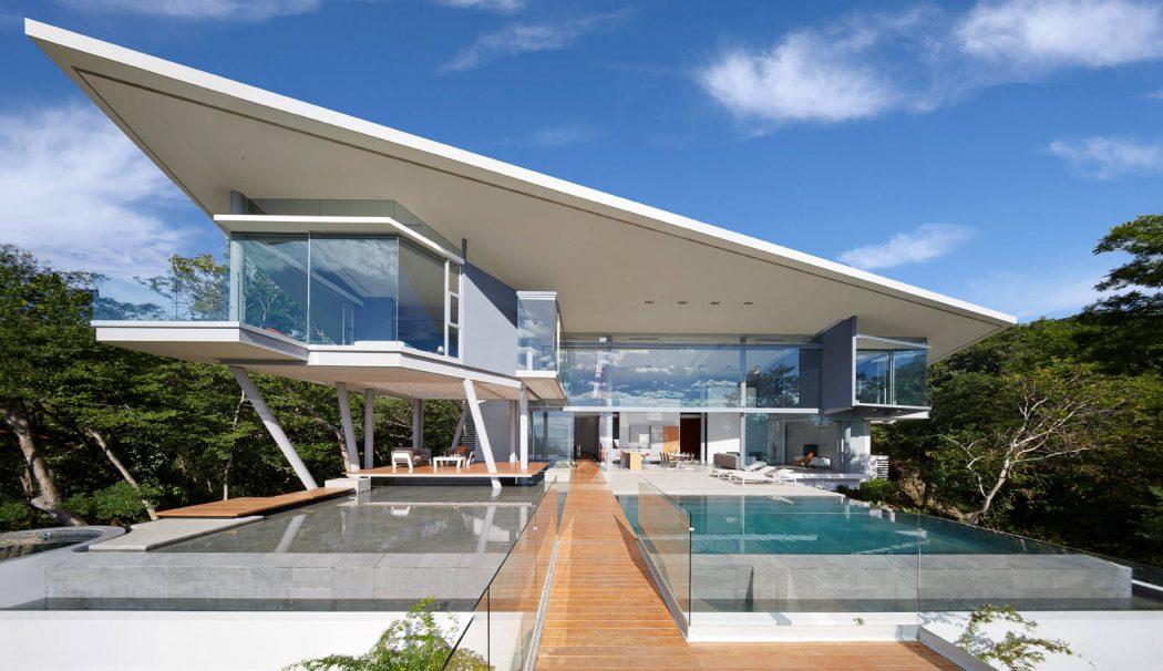 Contemporary House contemporary housecañas arquitectos | homeadore