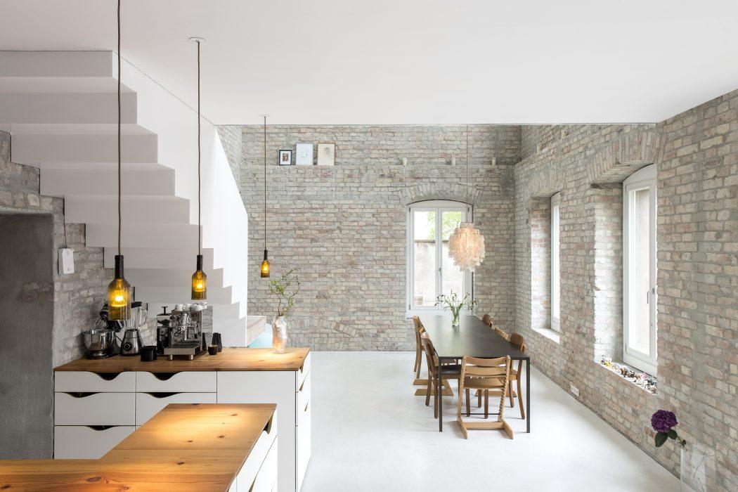 Miller's House by asdfg Architekten