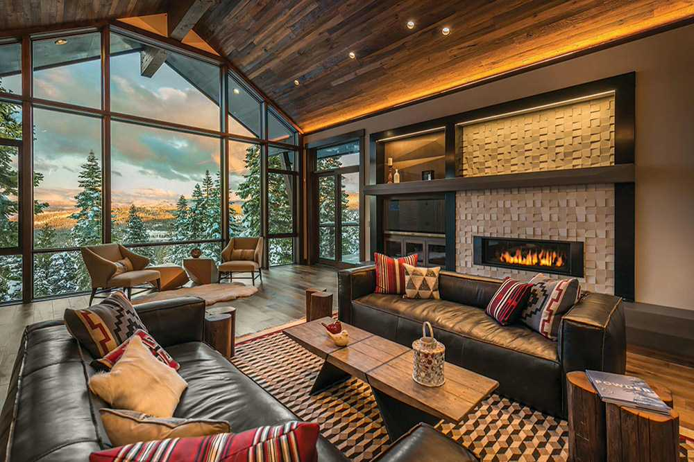 Ski Lodge by Aspen Leaf Interiors