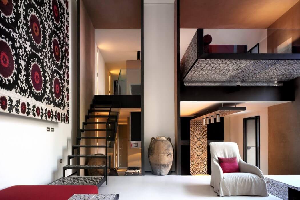 Villa in Positano by Lazzarini Pickering Architetti