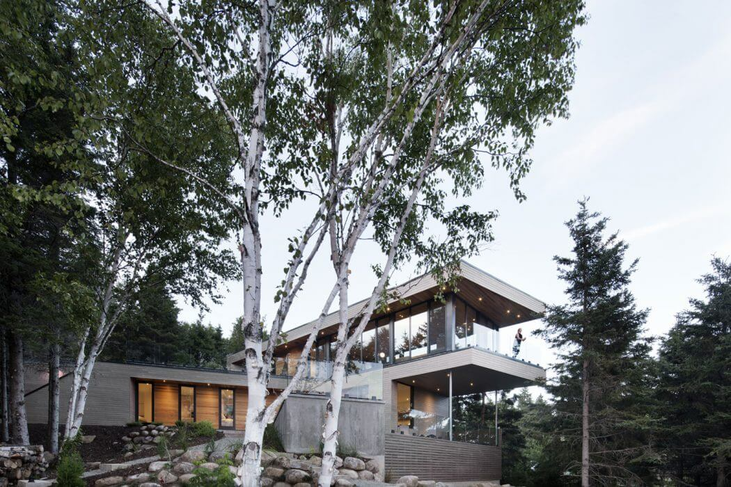 Residence by Bourgeois/Lechasseur Architects - 1