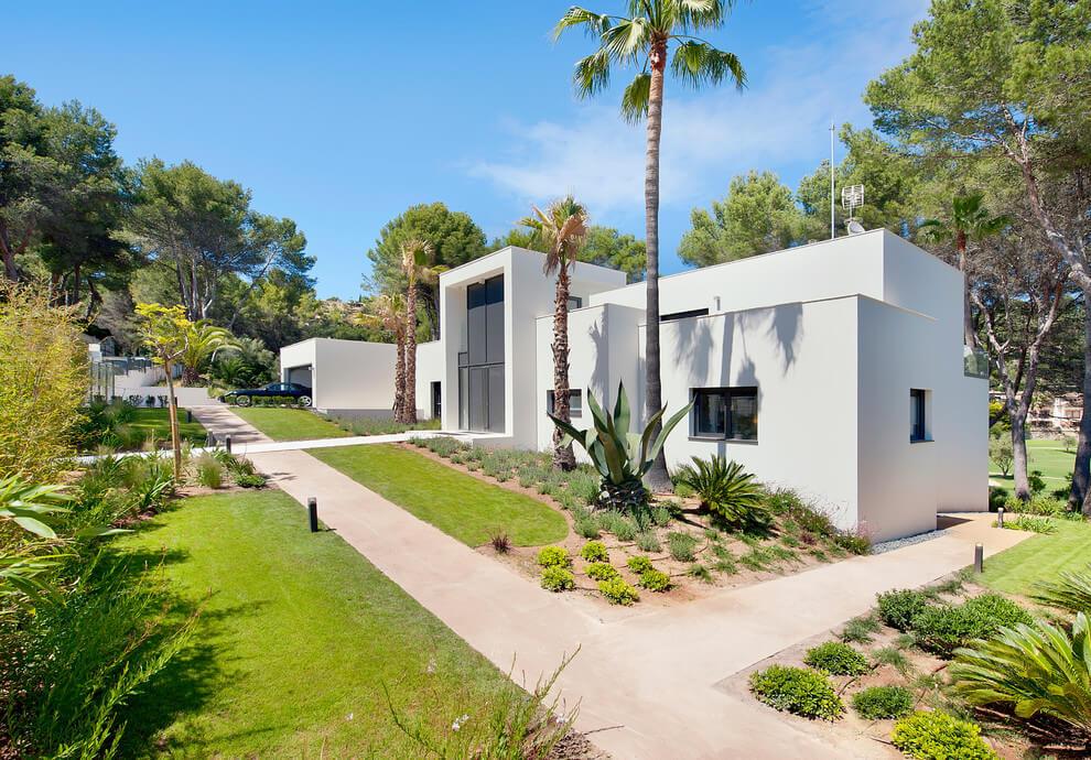 Son Vida by OIB Architecture