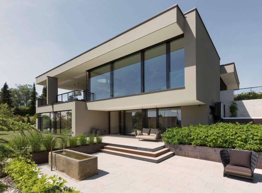 House in Zurich by Meier Architekten « HomeAdore