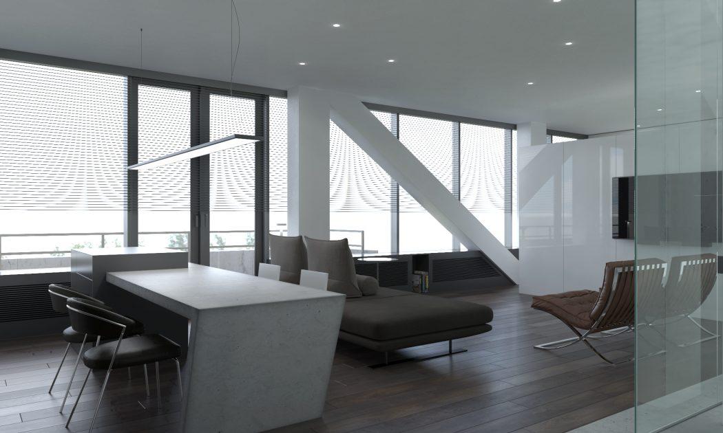 Studio Apartment Architecture unique studio apartment architecture of the week a with ideas
