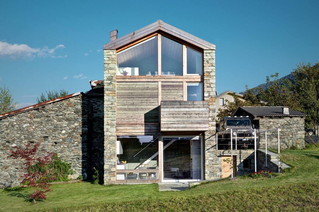 SV House by Rocco Borromini