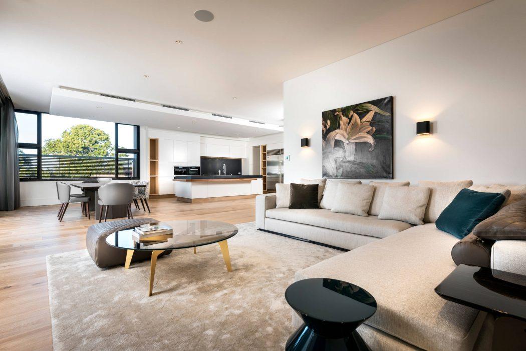 Keane Street Residence by Gary Keen Design | HomeAdore