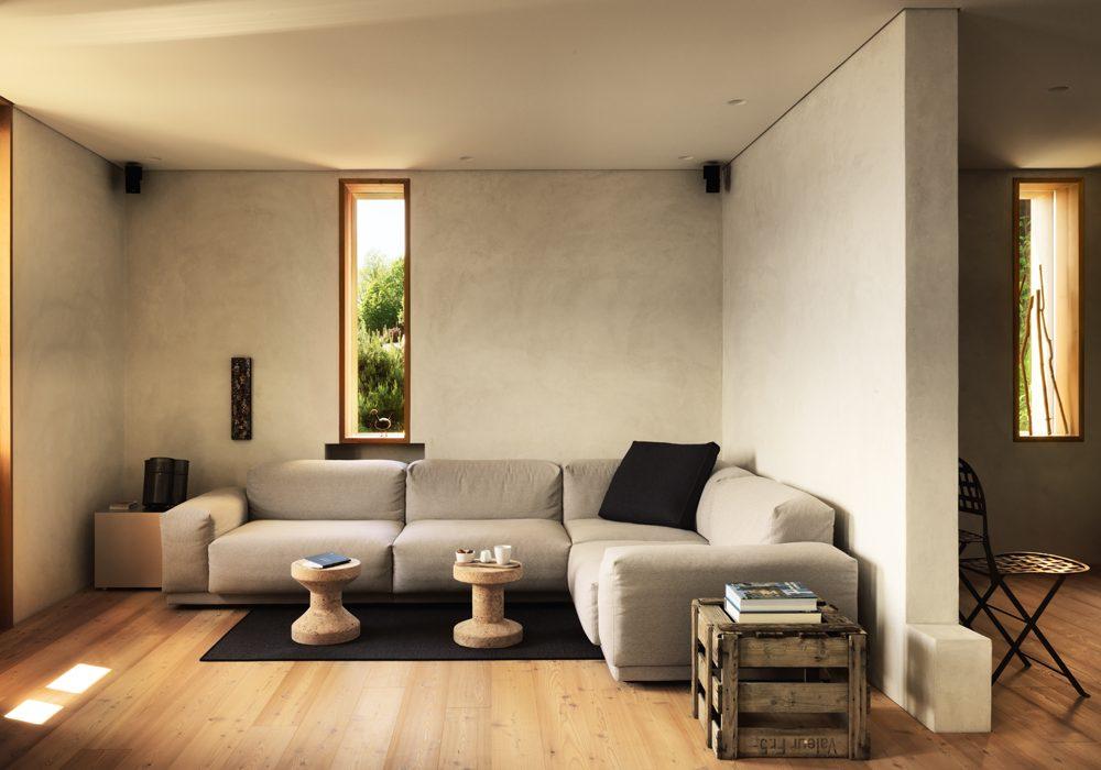 House ERG by Ralph Germann Architectes