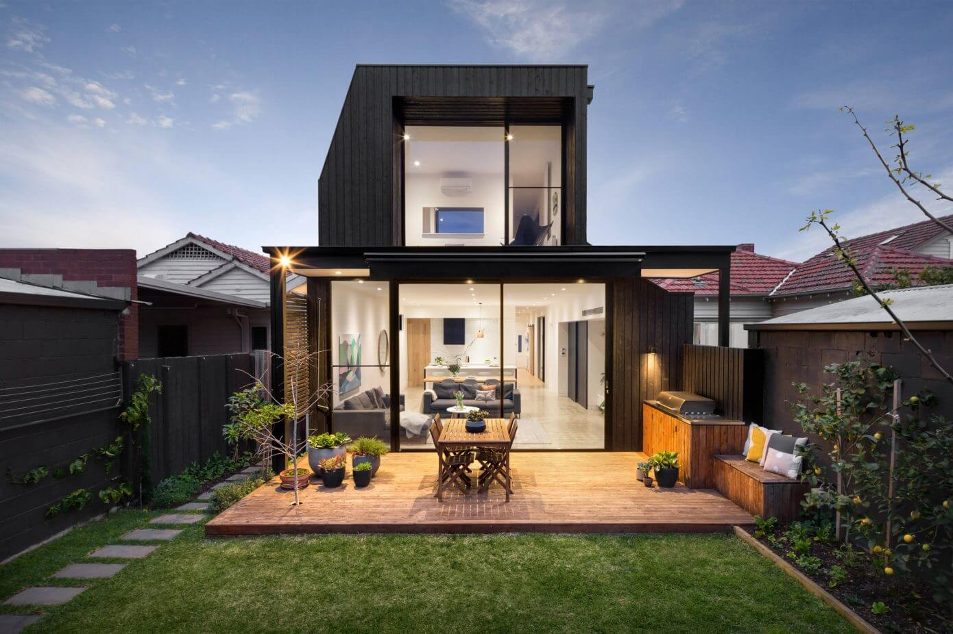 003 house melbourne aspect 11 homeadore for Modern house 11