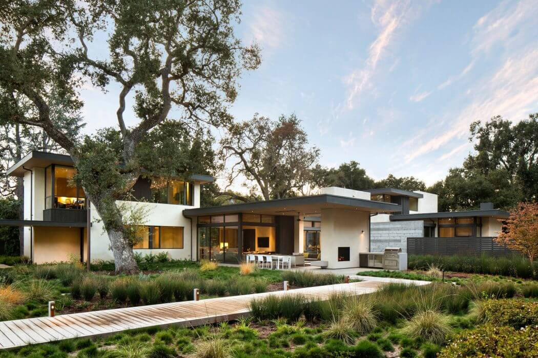 Residence in Atherton by Arcanum Architecture