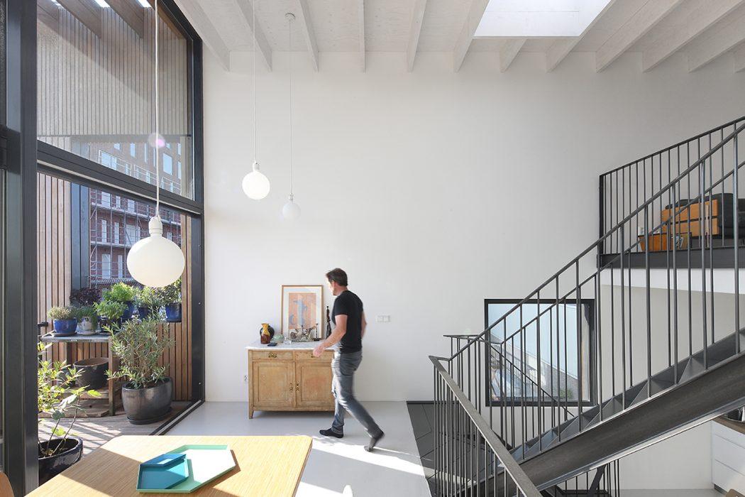Lofthouse 1 by Marc Koehler Architects