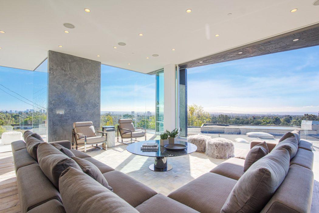 Brentwood Modern by Michelle Ruben Interiors