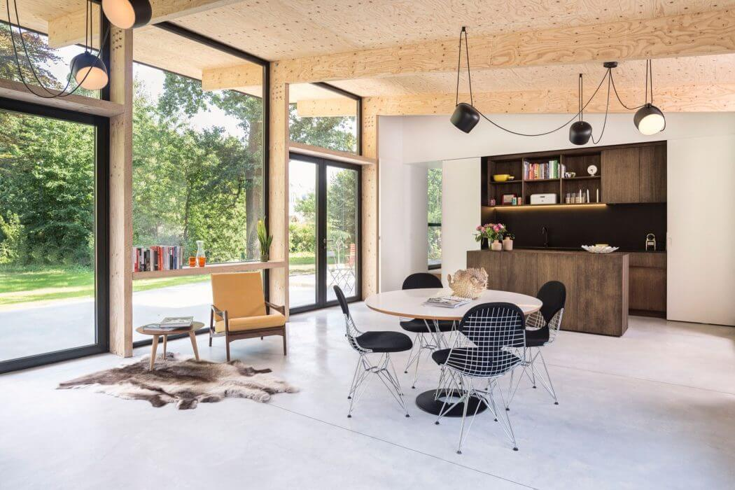 House in Leuven by Rob Mols and Studio K