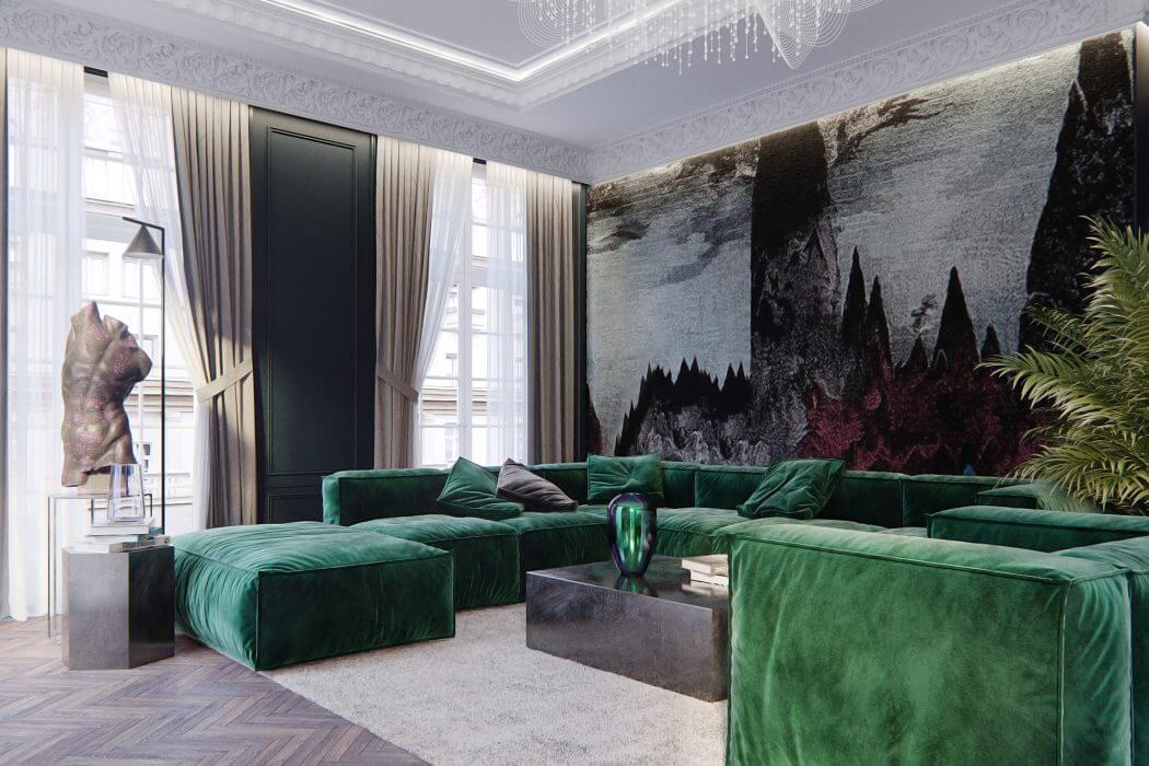 Duplex Apartment by Rosko Family Design