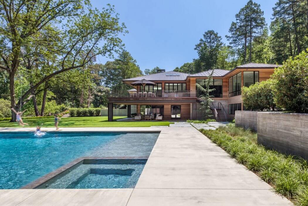 Modern Architecture Greenville Sc modern residencesga architecture | homeadore