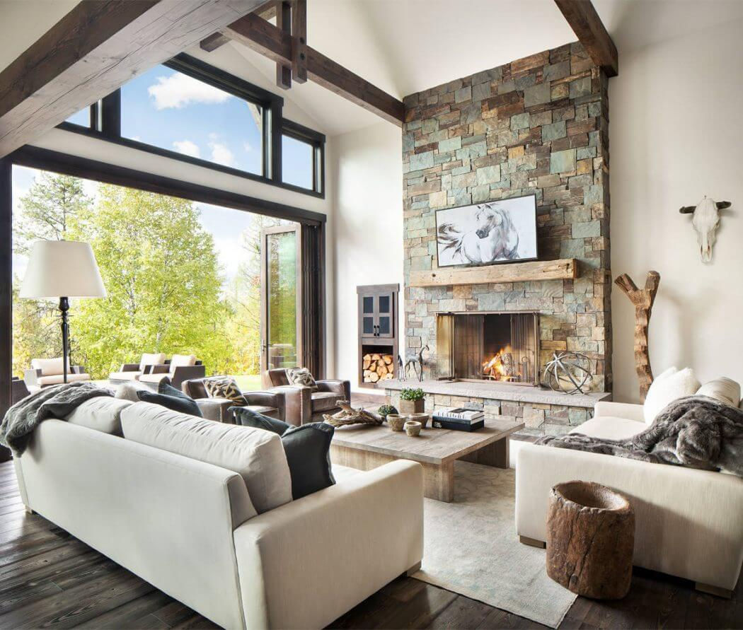 Whitefish Residence by Sage Interior Design « HomeAdore