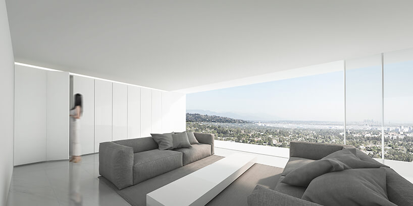 House in LA by Fran Silvestre