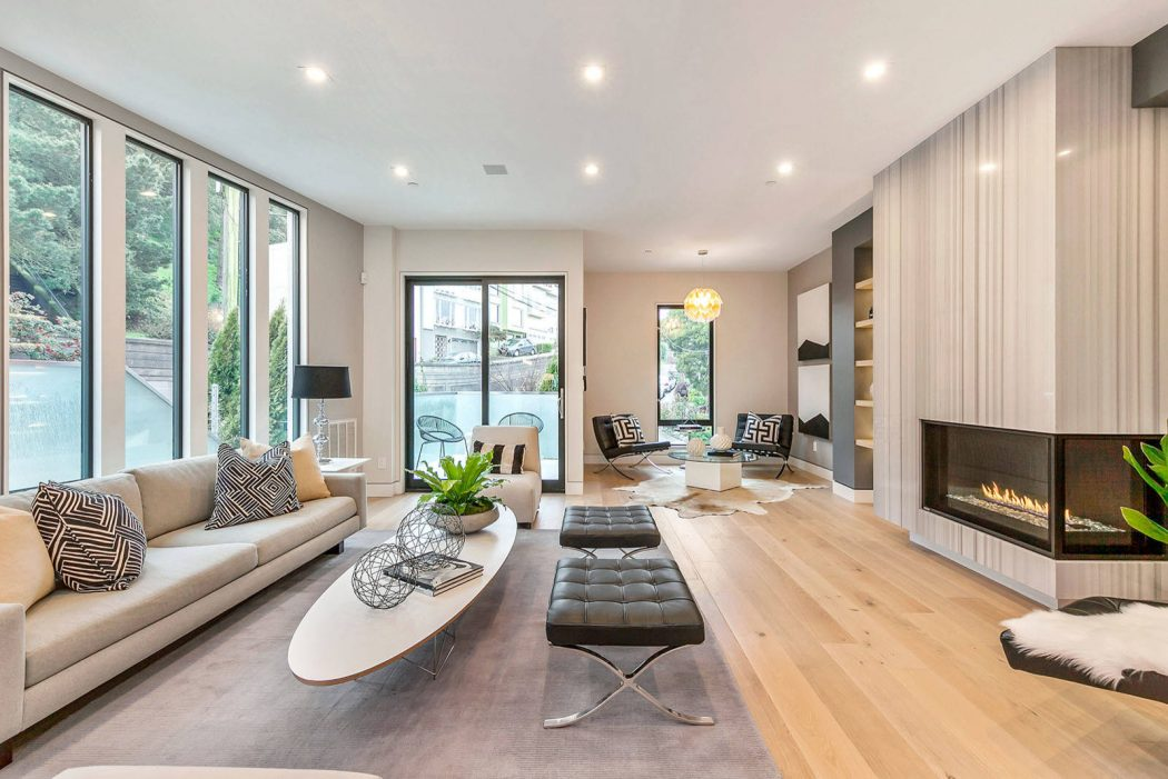 . House in San Francisco by Vaso Peritos Interior Design   HomeAdore