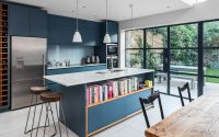 44 Ormiston Grove, London W12 by AU Architects.