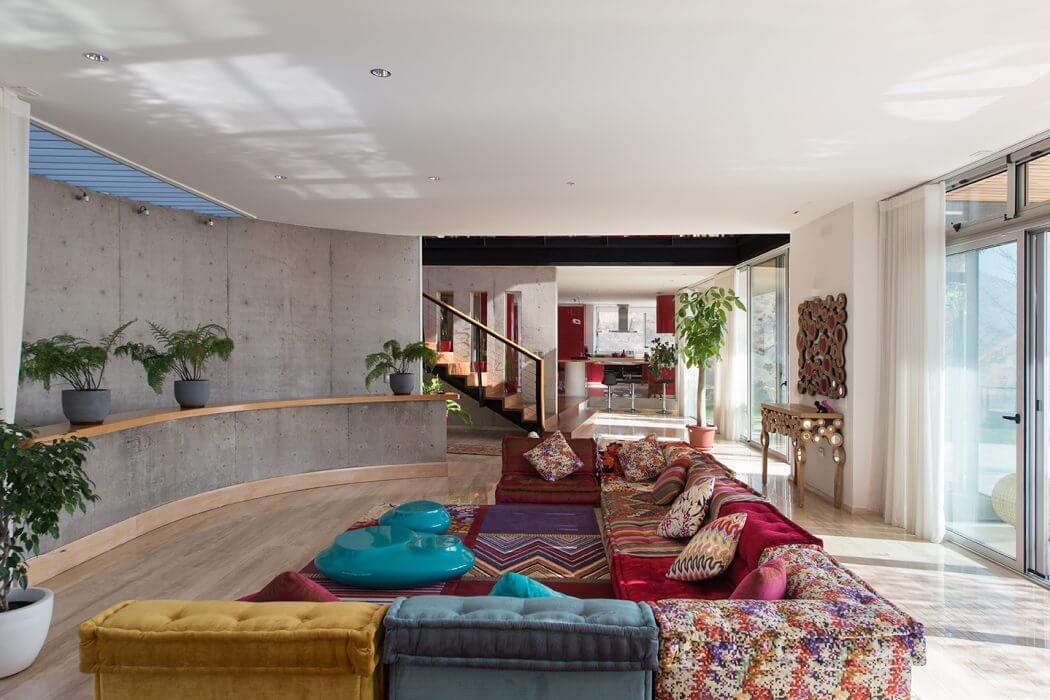 Casa Chamisero by GITC Architecture