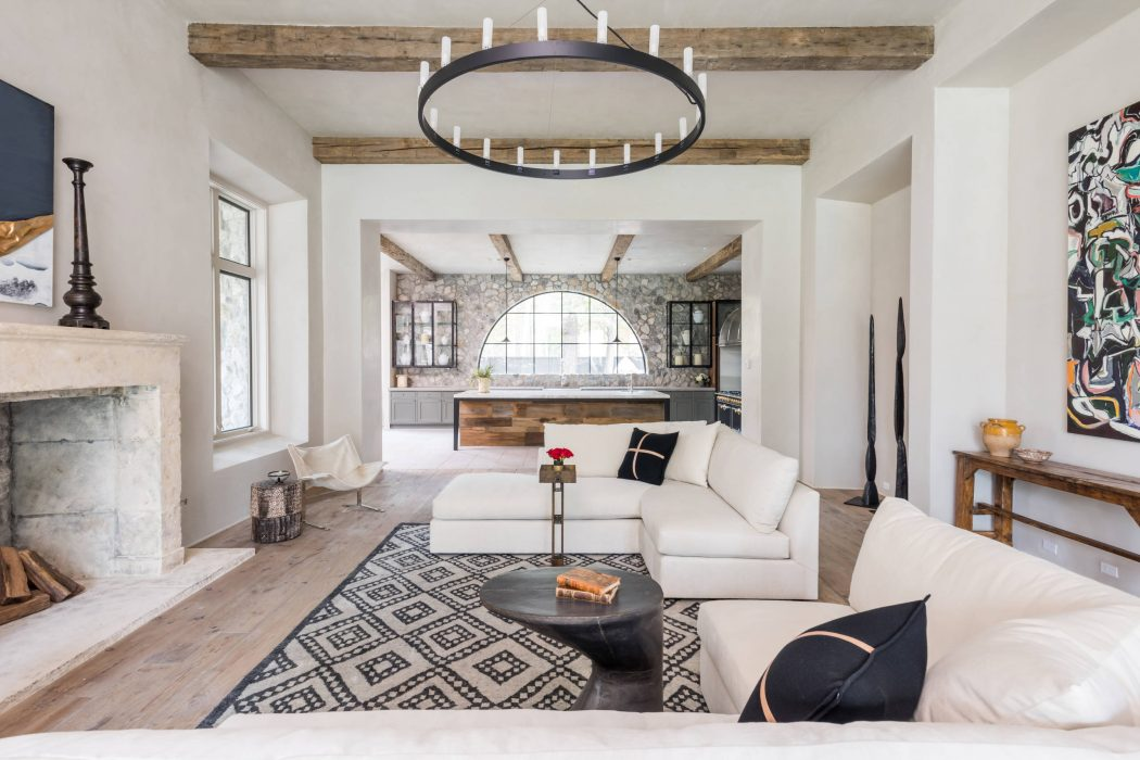 French Normandy by Bankston May Associates