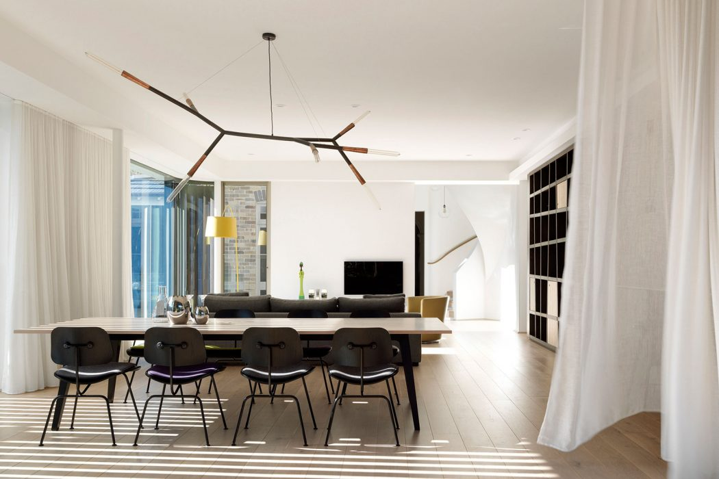 Pool House by Luigi Rosselli