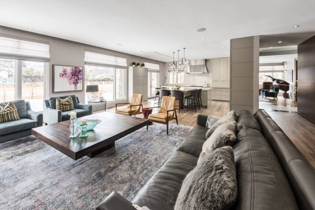 Mayfair Home by Design First Interiors