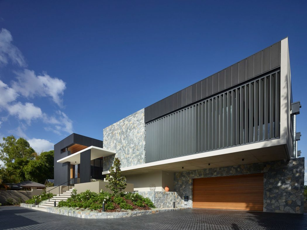 contemporary house in brisbanematt martoo | homeadore