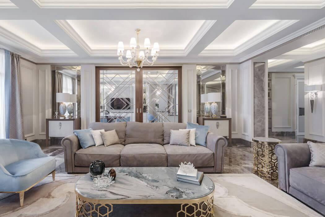 elegant interior design.  Elegant Luxury by NG studio Interior Design HomeAdore