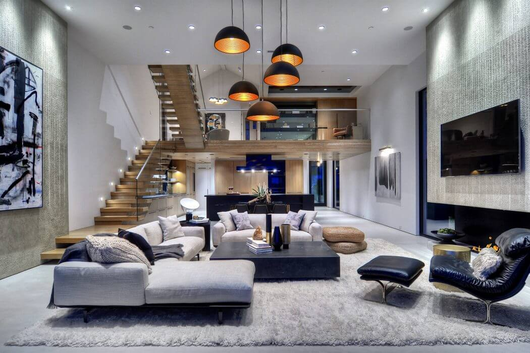 Capistrano Beach House by Brandon Architects